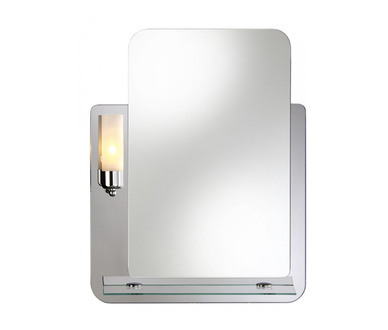 Зеркало с подсветкой Dubiel Vitrum Lucas 53x68