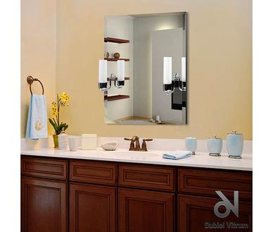 Зеркало с подсветкой Dubiel Vitrum Cento 55x65