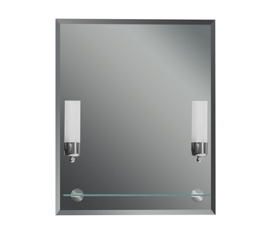 Зеркало с подсветкой Dubiel Vitrum Cento II 55x65
