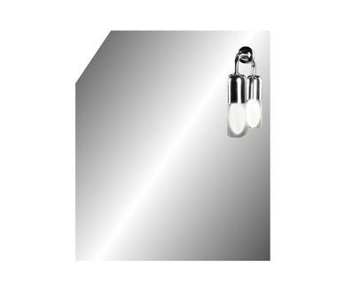 Зеркало с подсветкой Dubiel Vitrum Primo 55х65
