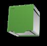 Вытяжка Maunfeld BOX QUADRO 40 зеленый 4
