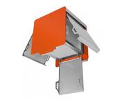 Вытяжка Maunfeld BOX QUADRO 40 оранжевый