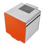 Вытяжка Maunfeld BOX QUADRO 40 оранжевый 2
