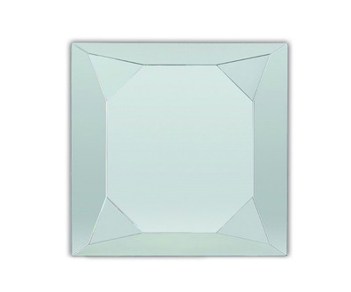 Зеркало Dubiel Vitrum Diamante Silver 70х70