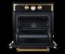 Духовой шкаф KUPPERSBERG RC 699 ANT Gold 1