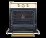 Духовой шкаф KUPPERSBERG RC 699 C Gold 1