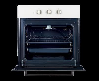 Газовый духовой шкаф KUPPERSBERG HGG 663 W