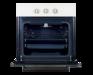 Газовый духовой шкаф KUPPERSBERG HGG 663 W 1