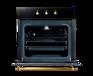 Газовый духовой шкаф KUPPERSBERG SGG 663 B 1