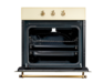 Газовый духовой шкаф KUPPERSBERG SGG 663 C Bronze 1