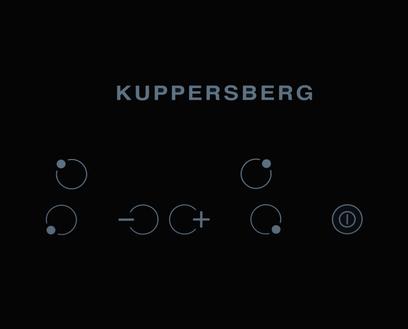 Электрическая панель KUPPERSBERG FA6VS02