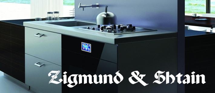 Большой выбор кухонной встраиваемой техники Zigmund and Shtain