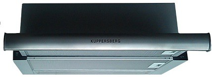 Кухонные встраиваемые вытяжки Slimlux II от Kuppersberg